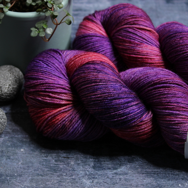 MERINO BABY - BLUE BERRY
