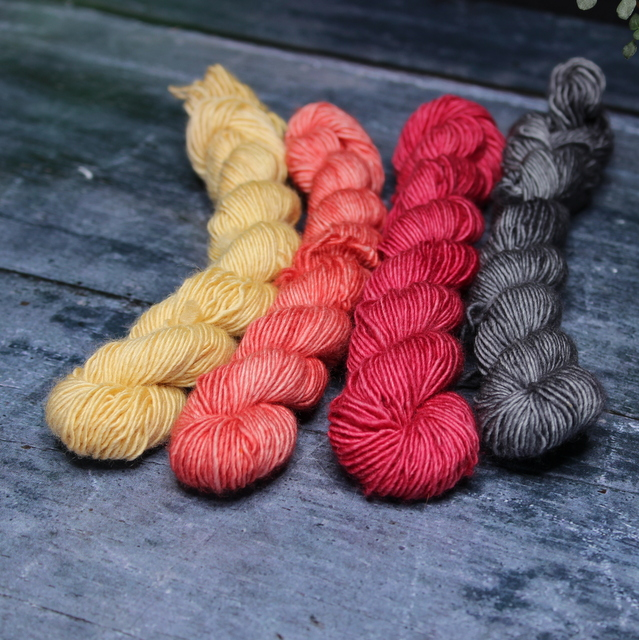 MERINO SINGLE 366 MINI SET #19