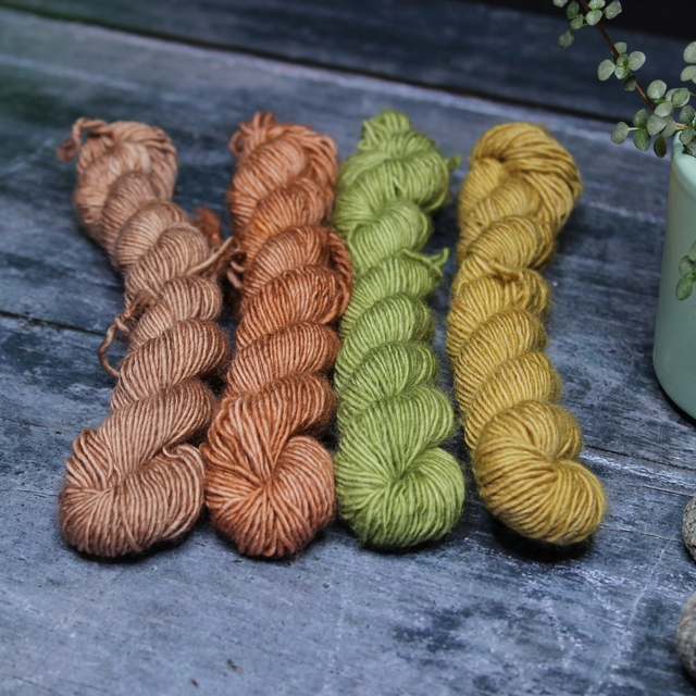 MERINO SINGLE 366 MINI SET #10