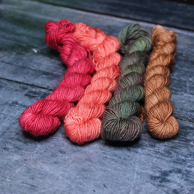 MERINO SINGLE 366 MINI SET #16
