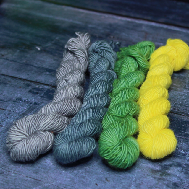 MERINO SINGLE 366 MINI SET #11