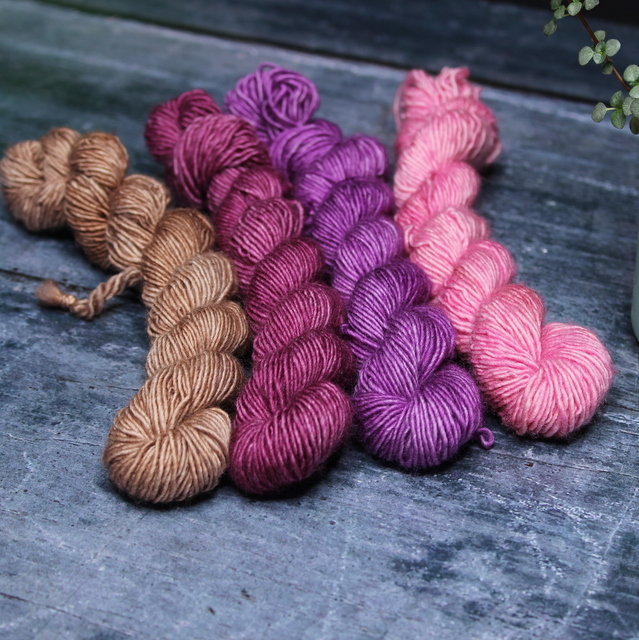 MERINO SINGLE 366 MINI SET #3