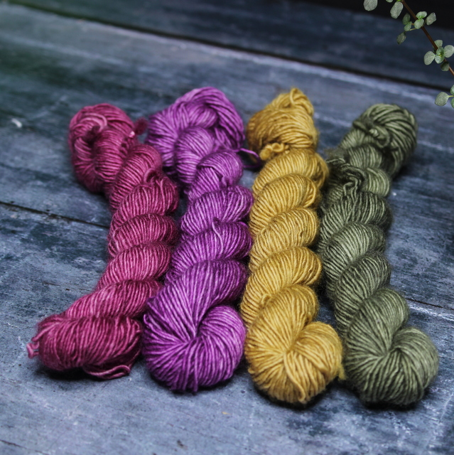 MERINO SINGLE 366 MINI SET #26