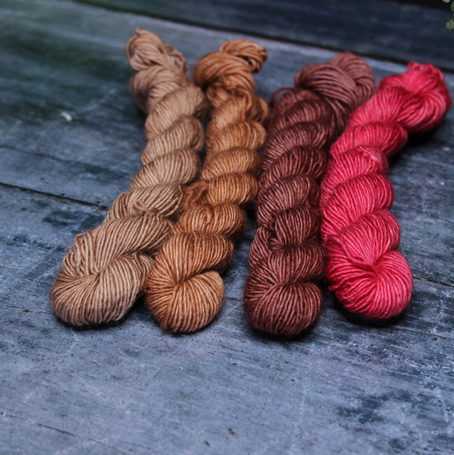 MERINO SINGLE 366 MINI SET #14